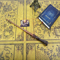 2017 With Iron Core New Quality Deluxe COS Albus Harry Potter Magic Wand of Harry Potter Magical Wands with Gift Box Packing
