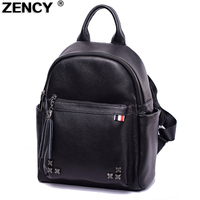 New Arrival Soft Natural Cow Leather Genuine Leather Designer Backpack Cowhide Women S Backpacks Tote Bag