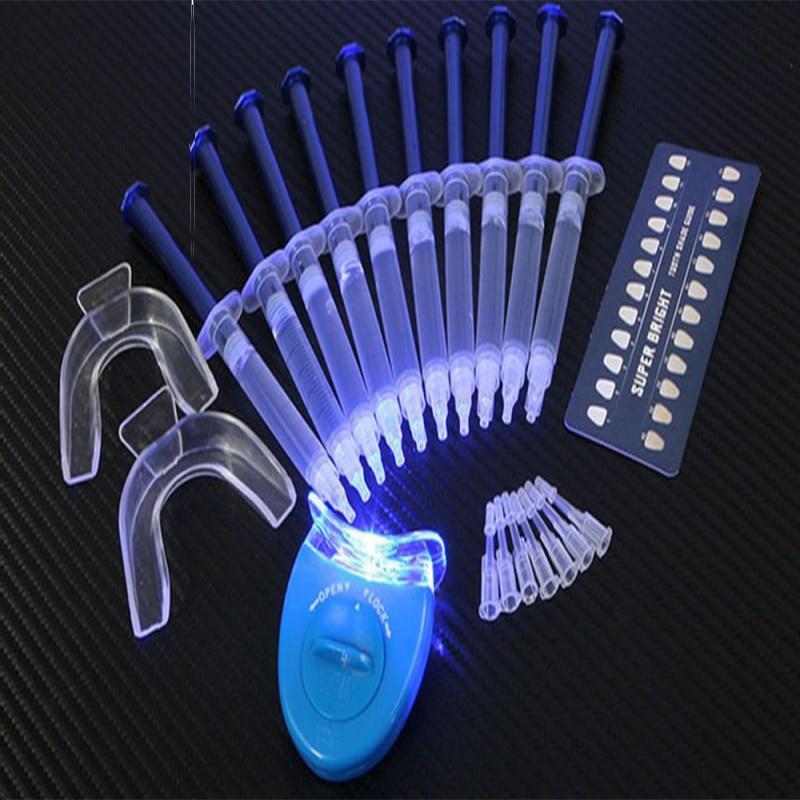 Профессии Отбеливание зубов 44% Перекись Отбеливание зубов Системы Оральный гель комплект зубов Whitener стоматологического оборудования