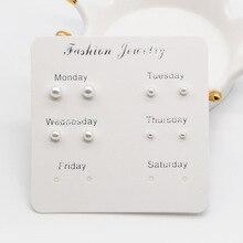 Stud Earrings for Women Earings Fashion Jewelry Rose Heart Flower Fine Hollow Out Design Elegant Gift