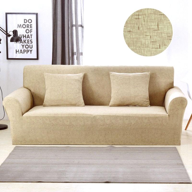 Stretch Sofa Cover Universal Sofa Slipcover Single Seat Loveseat
