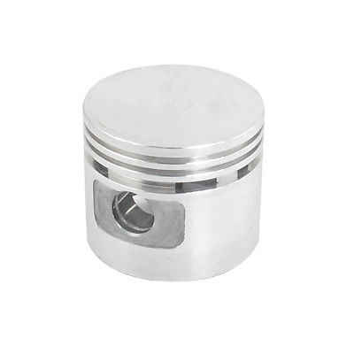 Air Compressor Engine Piston Aluminum Alloy 47mm Dia 40mm Height with 12mm Bore