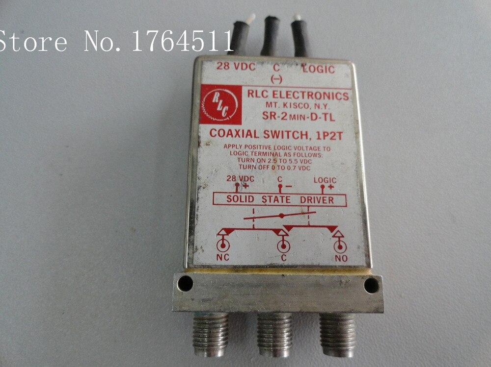 [BELLA] Supply RLC SR-2MIN-D-TL SPDT DC-18GHZ 28V