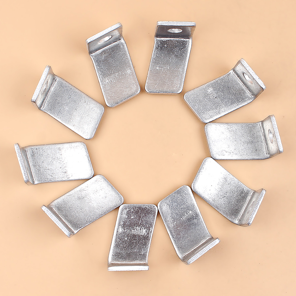 10Pcs/lot Chain Catcher For HUSQVARNA 36 41 136 137 141 142 235 236 240 Chainsaw Parts