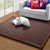 Luxury Large Coral Fleece Rugs And Carpets For Home Living Room Big Carpet Bedroom Tatami Mats
