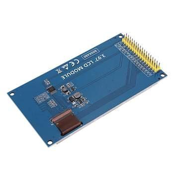 LEORY HD Da 3.97 Pollici IPS Dello Schermo Di Tocco Modulo HD 800*480 TFT LCD Display 51 STM32 Driver OTM8009A 800*480