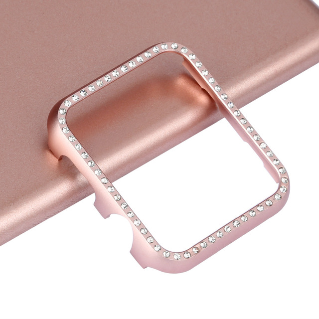 High quality hard shell Protector cover for Apple Watch case Series 4 3 2 1 38mm 42mm 40mm 44mm for iwatch band