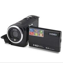 高品質 2.7 インチ回転 TFT LCD スクリーンビデオカメラ DV ビデオカメラ顔検出 DVR 写真ホーム旅行使用