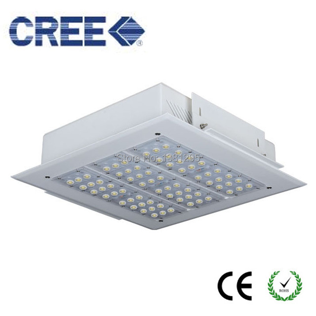 aliexpress com buy cree led gas station canopy light bulb outdoor