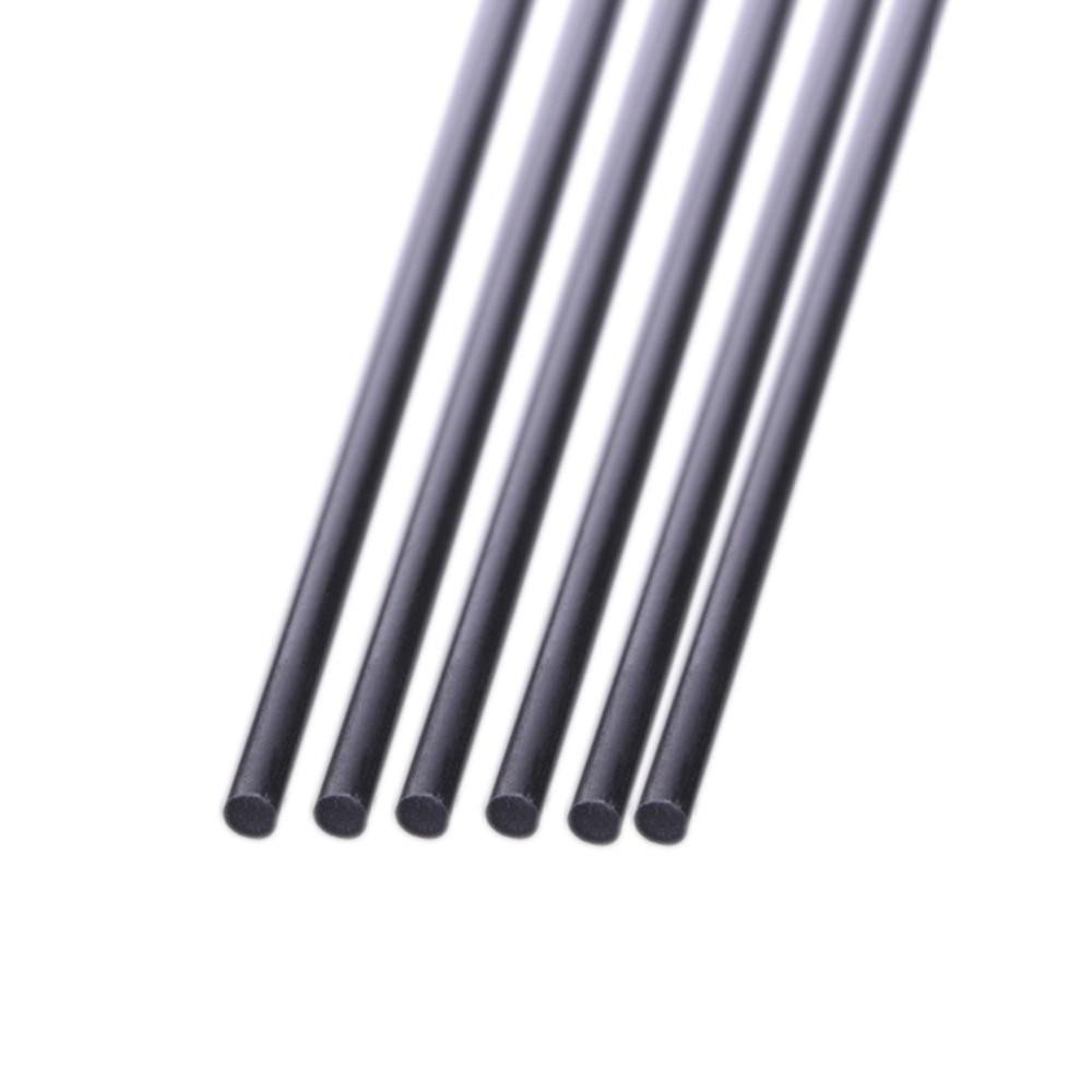 1pcs въглеродни влакна пръчки Dia 1mm 2mm 3mm - Радиоуправляеми играчки - Снимка 2