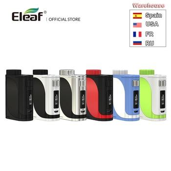 ပြင်သစ်ကုန်လှောင်ရုံမူလ Eleaf iStick Pico 25 Mod 85W ၁၈၆၅၀ ဘက္ထရီမပါ ၀ င်ပါ။ ၀.၉၁ လက်မ Screen Box Mod အီလက်ထရောနစ်စီးကရက်