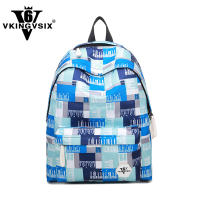 VKINGVSIX V6 Brand Polyester Backpack 3 Color School Bag For Girls New Arrive Travel Women Bag