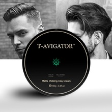100g Hair Clay High Hold Low Shine Wax Natural Look for Man Make Fashion Cool Best Styling Strong Daily Use