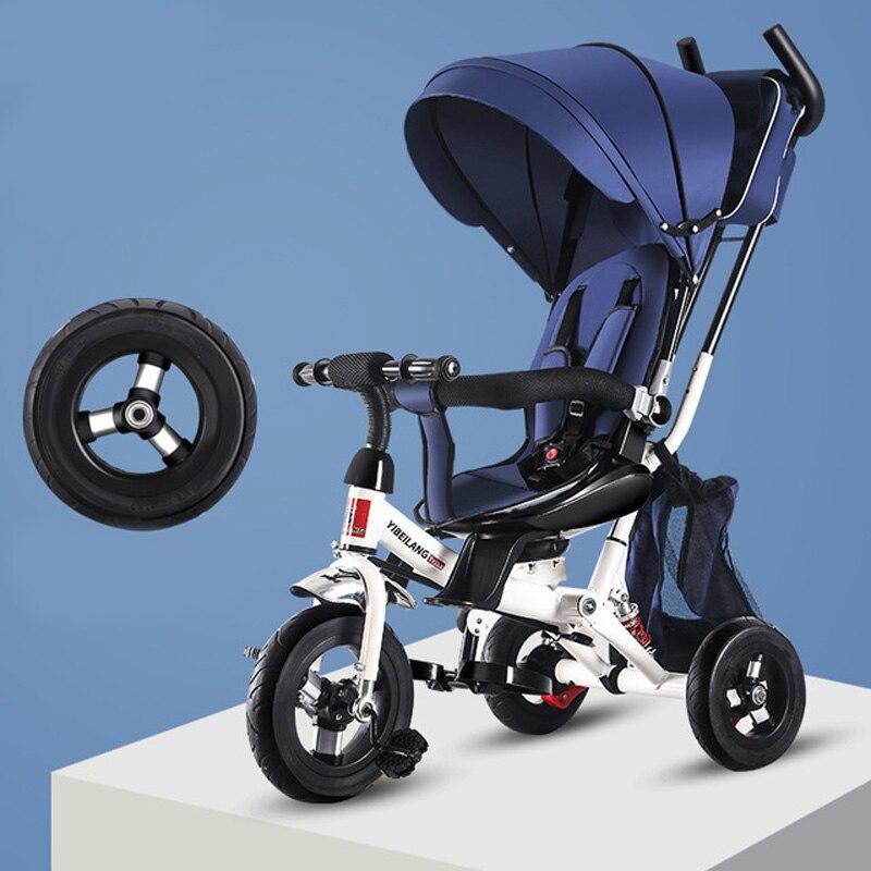 1-5 ans vélo pour enfants Tricycle poussette enfant vélo enfants tricycle bébé règle bébé tricycle enfants vélos
