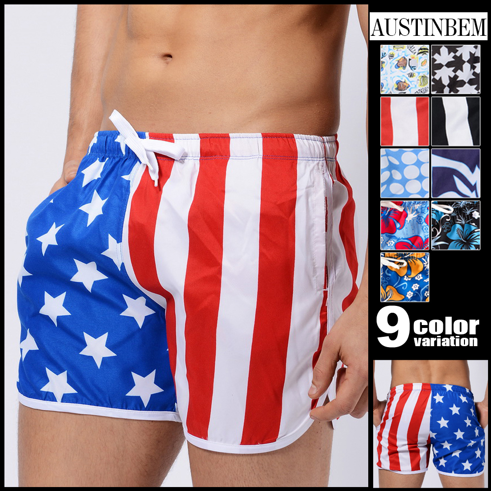 Wholesale new men's   board     shorts   beach   shorts   surfing bermudas masculina de marca men boardshorts surf 30303