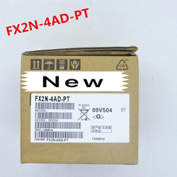1 rok gwarancji nowy oryginał FX2N-4AD-PT FX2N-1PG-E FX0N-3A FX2N-5A FX2N-8AD
