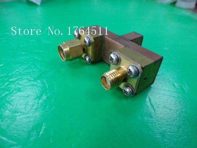[BELLA] Disassemble The Original SMA Female To SMA Male Waveguide Adapter