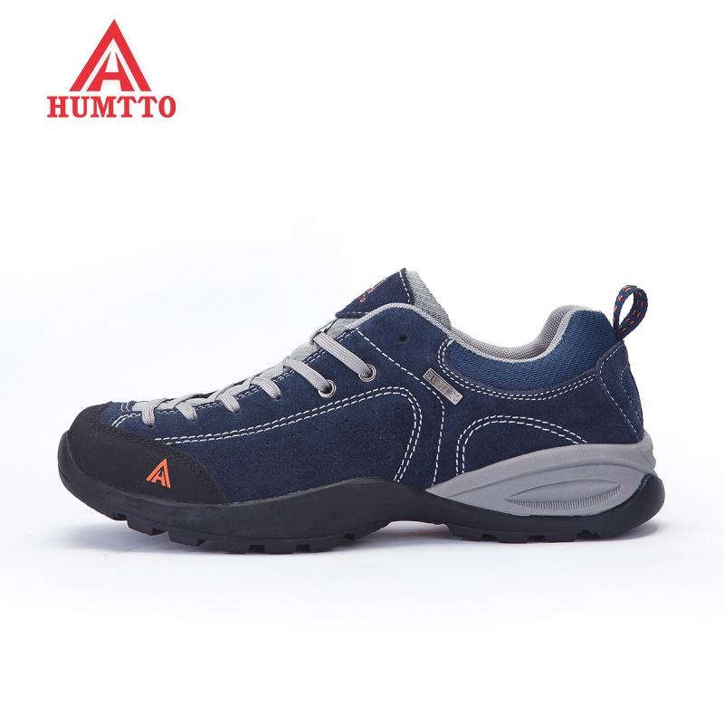 New hiking shoes outdoor man camping sneakers women hunting winter trekking outventure non-slip climbing sport Rubber Lace-Up