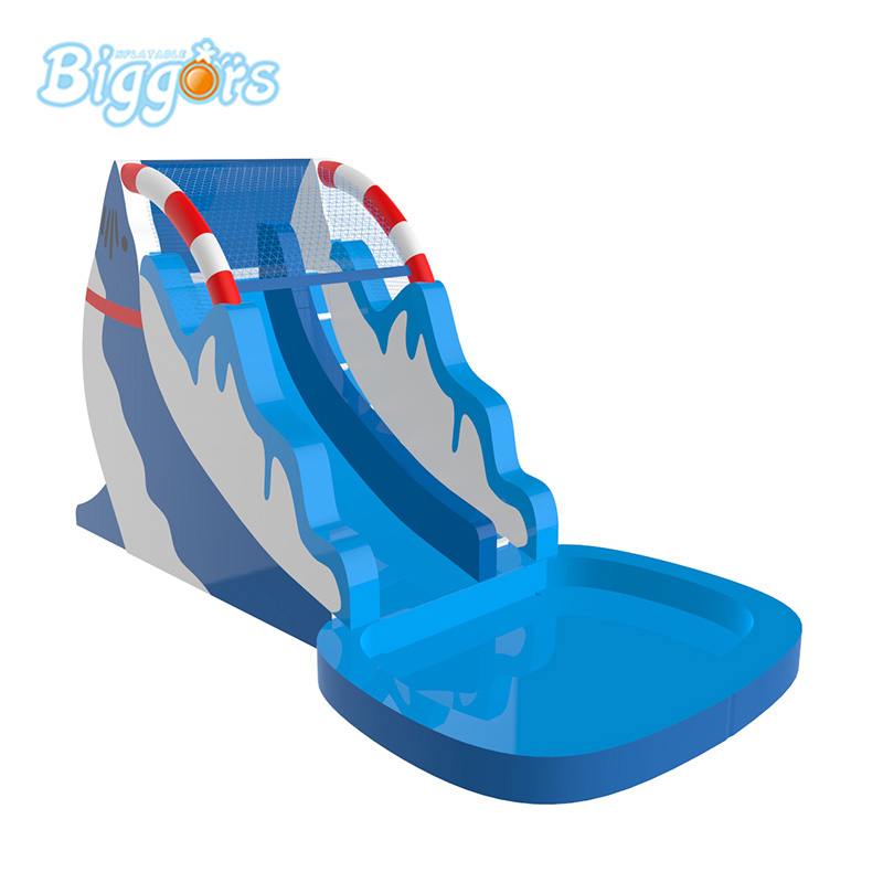 Commercial PVC inflatable water slide pool inflatable slide pool with blowers commercial inflatable slide with big pool giant inflatable water slide inflatable pool slide