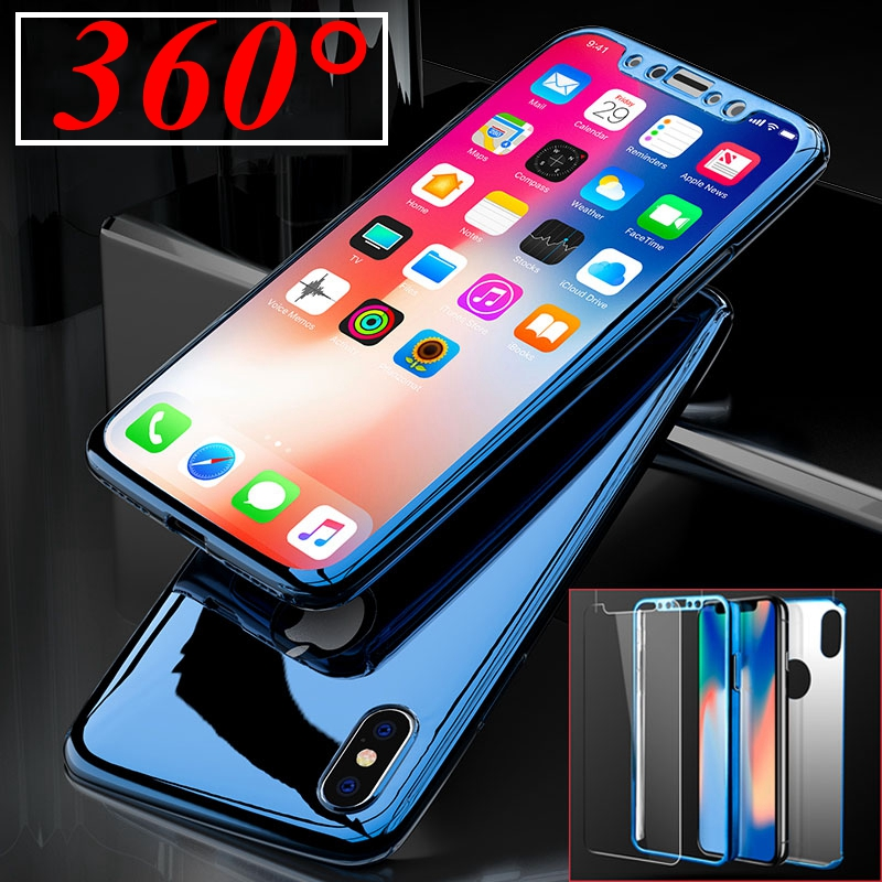 360 mirror iphone 7 case