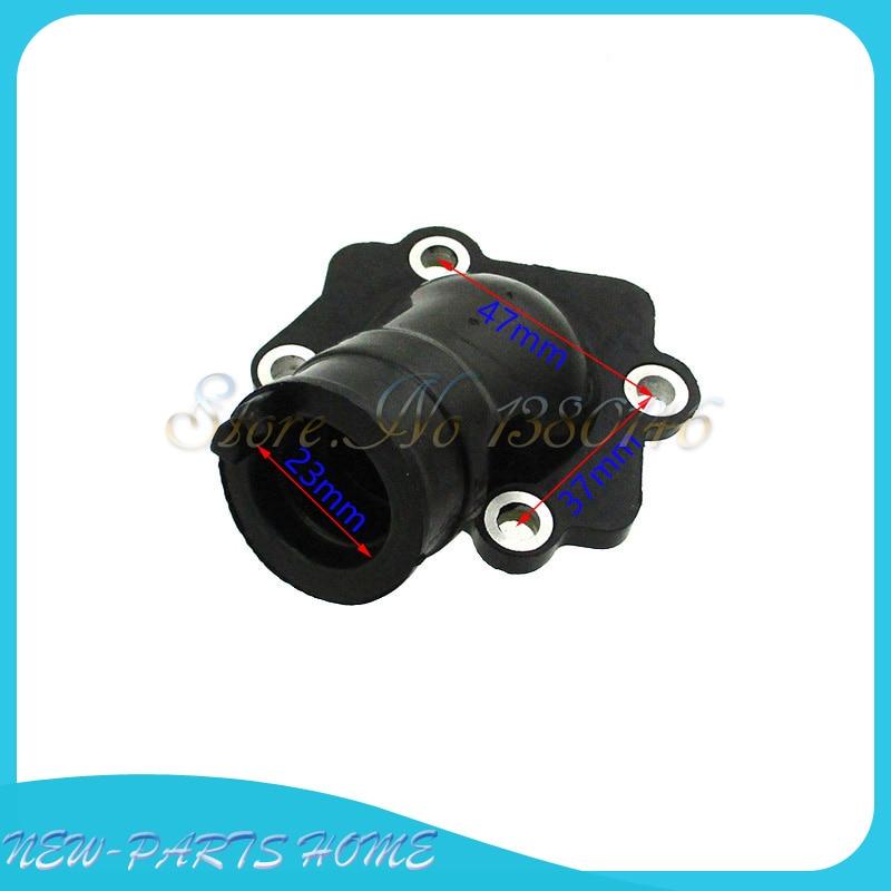 Тростниковый клапан в сборе+ КАРБЮРАТОР впускной коллектор для 50cc пробежки 50 MINARELLI YAMAHA 2-х тактный двигатель электрический скутер