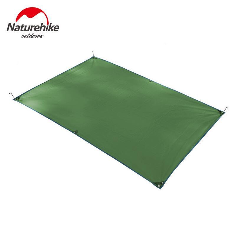 Naturehike Awning Outdoor Camping Beach Mat Foldable Sunscreen Canopy Picnic Blanket Waterproof Pad Tent Mat NH15D004-X