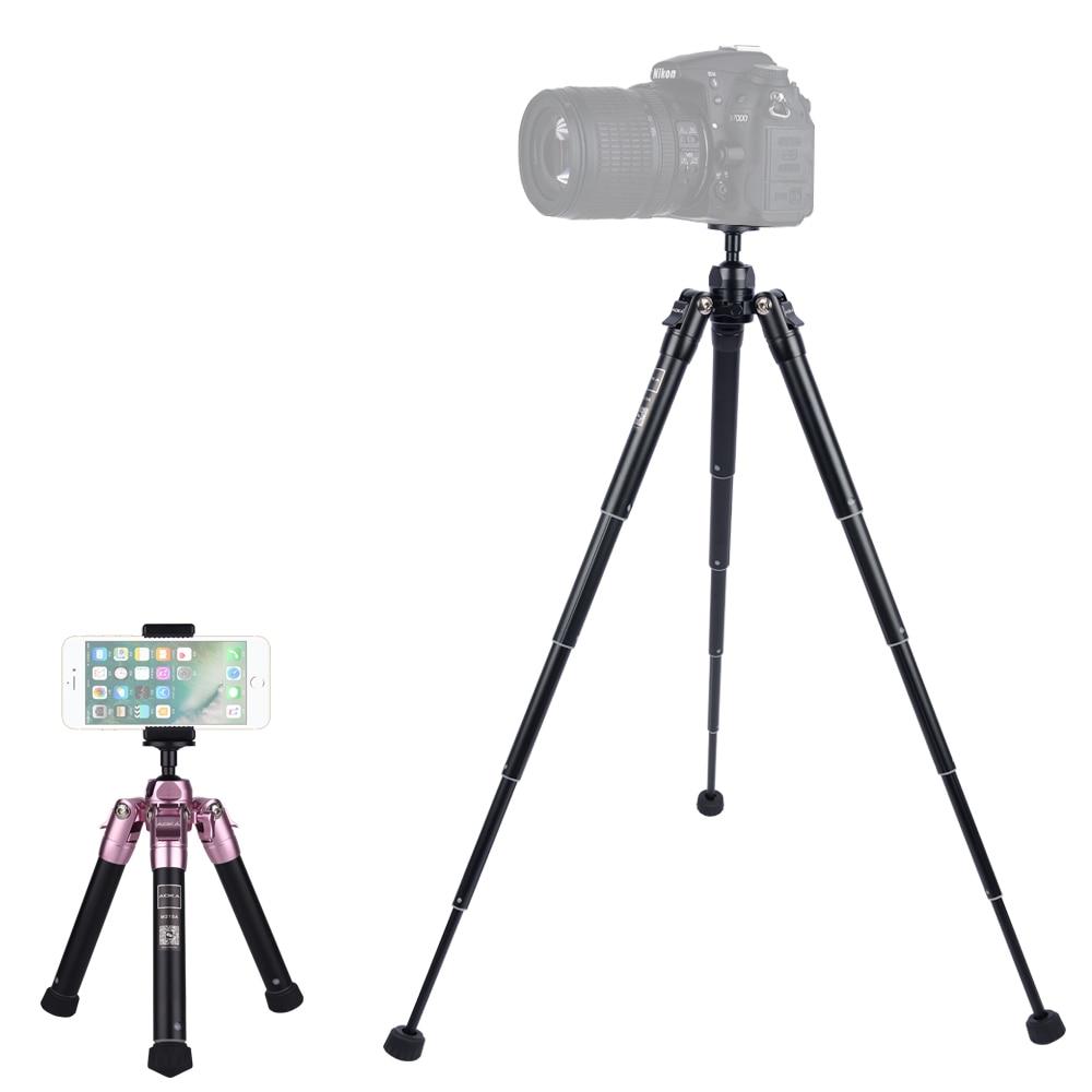 Portable Reflexed Flexible Mobile Phone Selfie Stick Table Camera Mini Tripod