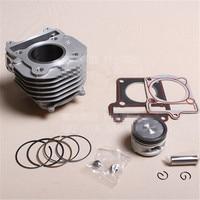 STARPAD For Yamaha Motion Eagle 125 ZY125T 4 125 sets of cylinder assembly Lai Ying