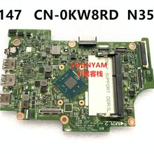 CN-0KW8RD KW8RD FÜR Dell Inspiron 11 3147 Laptop Motherboard 13270-1 WFH9R N3540 Mainboard NOTEBOOK PC 100% Getestet