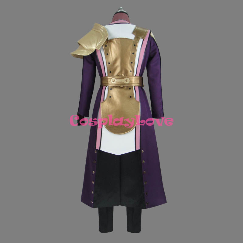 CosplayLove Fire Emblem Echoes Shadows Of Valentia Leon Costume Custom Made For Halloween Christmas CosplayLove (4)