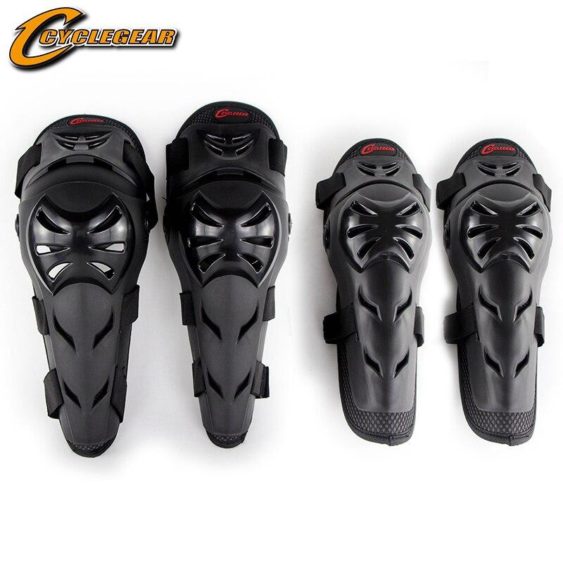 Motocross Équipement de Protection Du Genou Garde Vitesse Moto Coude et genouillères Protecteurs Gardes Cyclegear CG K11H11