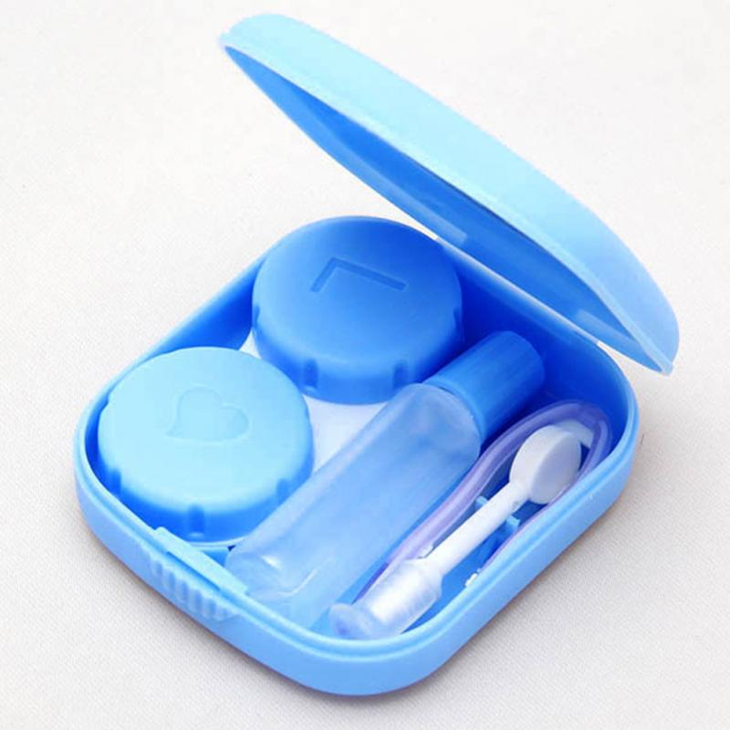 Back To Search Resultsapparel Accessories Strict Easy Carry Mini Mirror Contact Lens Travel Kit Case Storage Holder Container Box