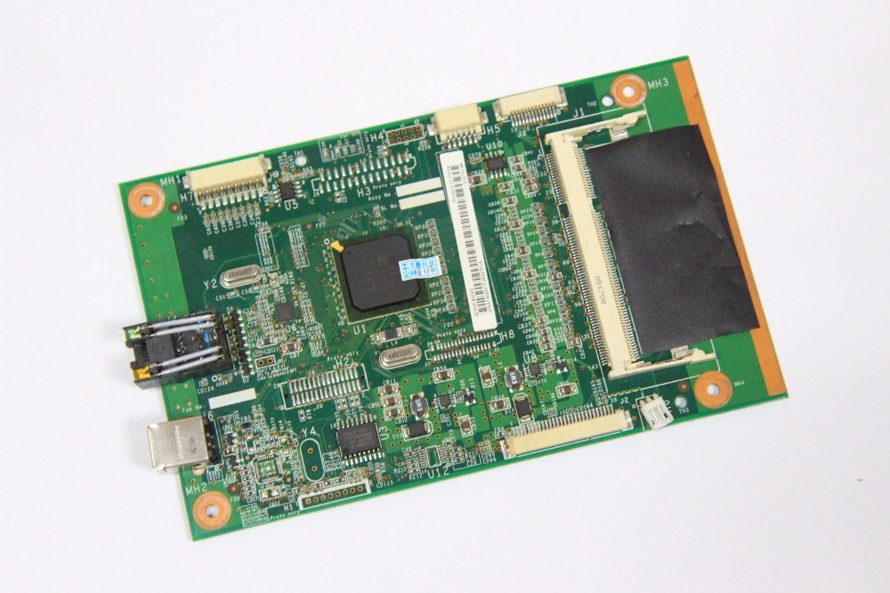 Q7805-60001 for HP LaserJet P2015dn Formatter Board hp laserjet laserjet 2410 2420 2420d 2430 2430t formatter usb q6508 61005 q6508 61006 q3953 60001 q3953 61003 used