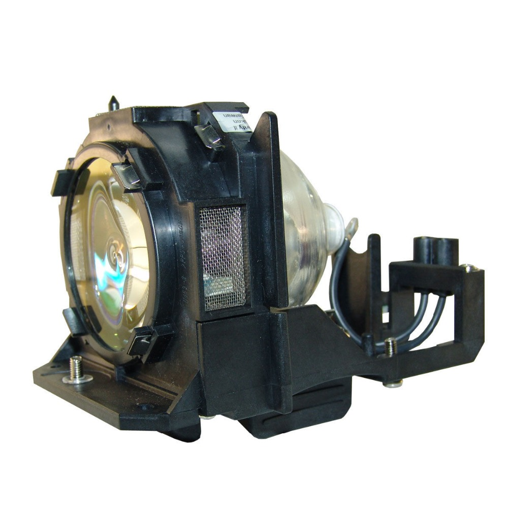 Projector lamp Bulb ET-LAD12K ETLAD12K for PANASONIC PT-DW100 PT-D12000 PT-DZ12000 with housing projector lamp bulb et lal100 lal100 for panasonic pt lw25h pt lx22 pt lx26 pt lx26h pt lx36h pt lx30h pt x260 happy bate