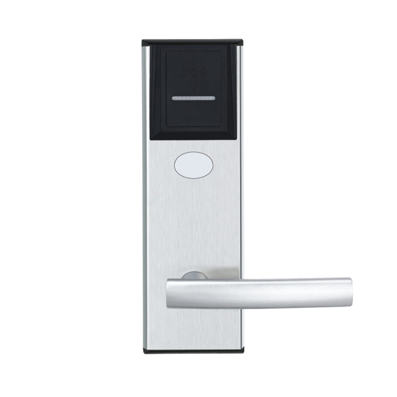 Electric Door Lock RFID Card Hotel Electronic Door Locks for Hotel Apartment Home Office Room Smart Entry lk210BS цена