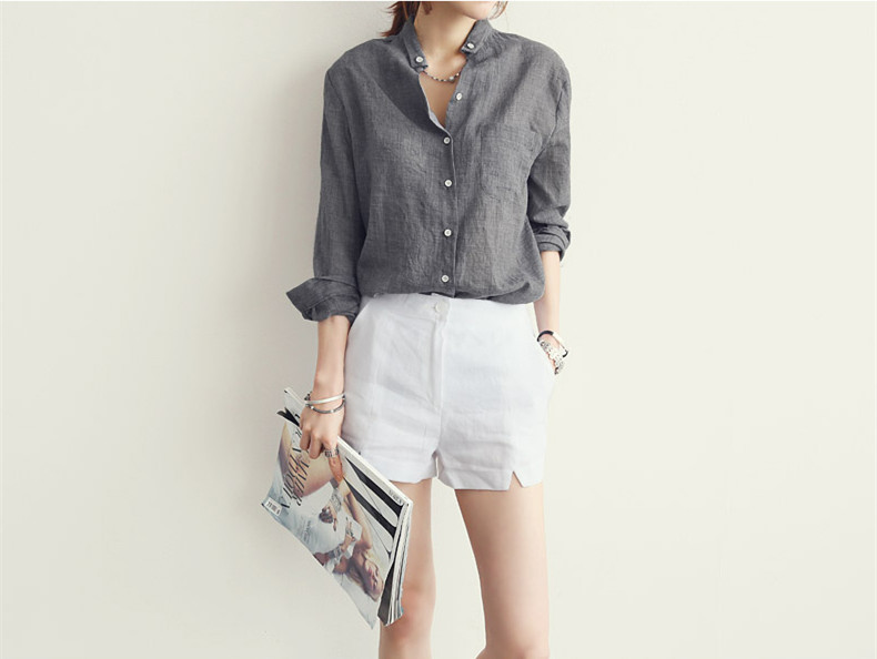 15 Latest Amp Beautiful Grey Shirts For Men And Women