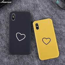 Cute Love Heart Case For Huawei P20 Mate 10 Lite 20 P10 P8 P9 Lite 2017 Nova 3 3i 4 8S P30 Pro Cover For Honor 8A 9 10 8X 20 8C(China)