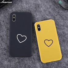 Cute Love Heart Case For Huawei P20 Mate 10 Lite 20 P10 P8 P