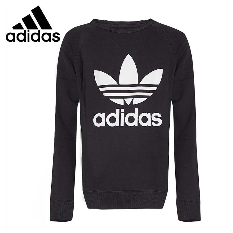 Original New Arrival Adidas Originals TREFOIL CREW Men's Pullover Jerseys Sportswear цена