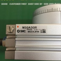 MSQA30R MSQA50R SMC Gear and rack rotary swinging cylinder pendulum cylinder MSQA series
