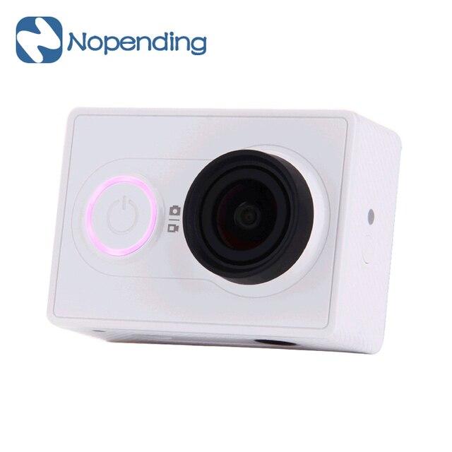 В наличии! Оригинал Xiaomi Xiaoyi камера спорта WIFI действие ми спорт 16MP 60FPS wi-fi Ambarella Bluetooth 4.0 интеллектуальная камера