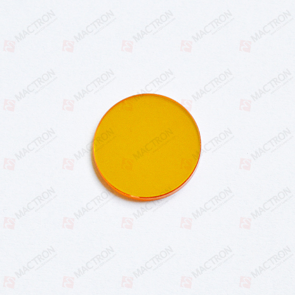 Lentille de combinateur de faisceau de 20mm et miroir pour Laser CO2 (longueur d'onde 10.6um)