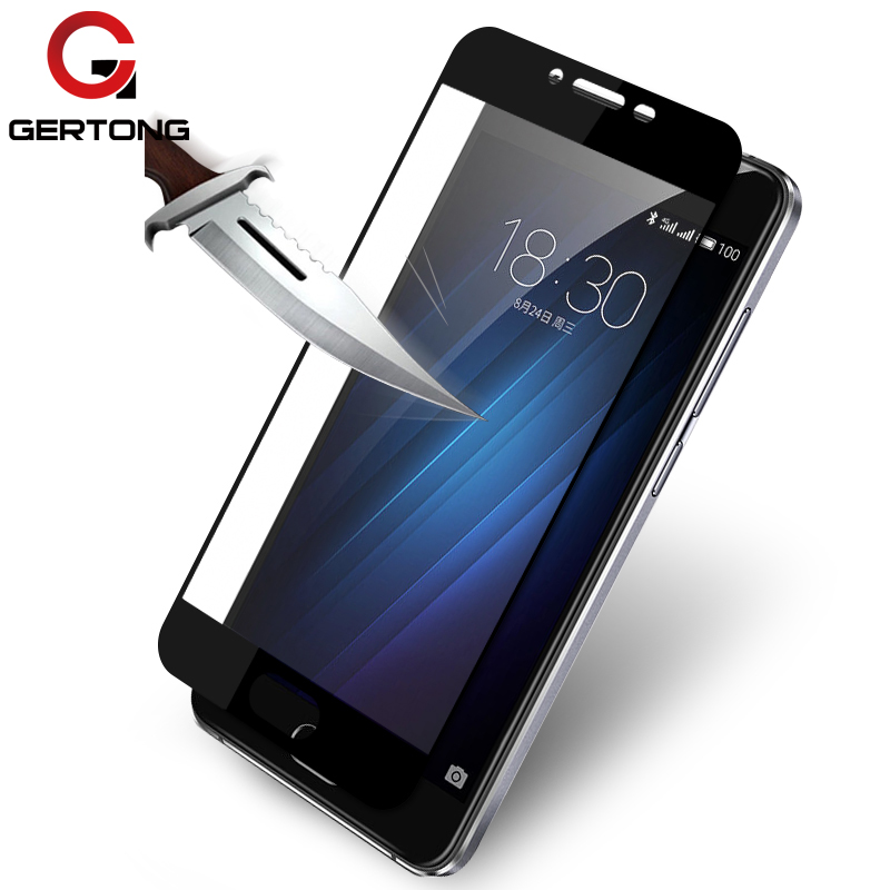 9H Tempered Glass Screen Protector For <font><b>Meizu</b></font> Pro6 Pro 7 Plus M3 <font><b>M3S</b></font> <font><b>Mini</b></font> M5 M5 M5S M5C MX6 M6 Note M6S 16X 16 th Protective Film image