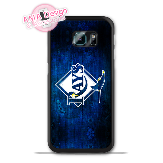 Tampa Bay Rays Baseball Club Case For Galaxy S8 S7 S6 Edge Plus S5 S4 mini active Ace Win S3 Core Note 4 2