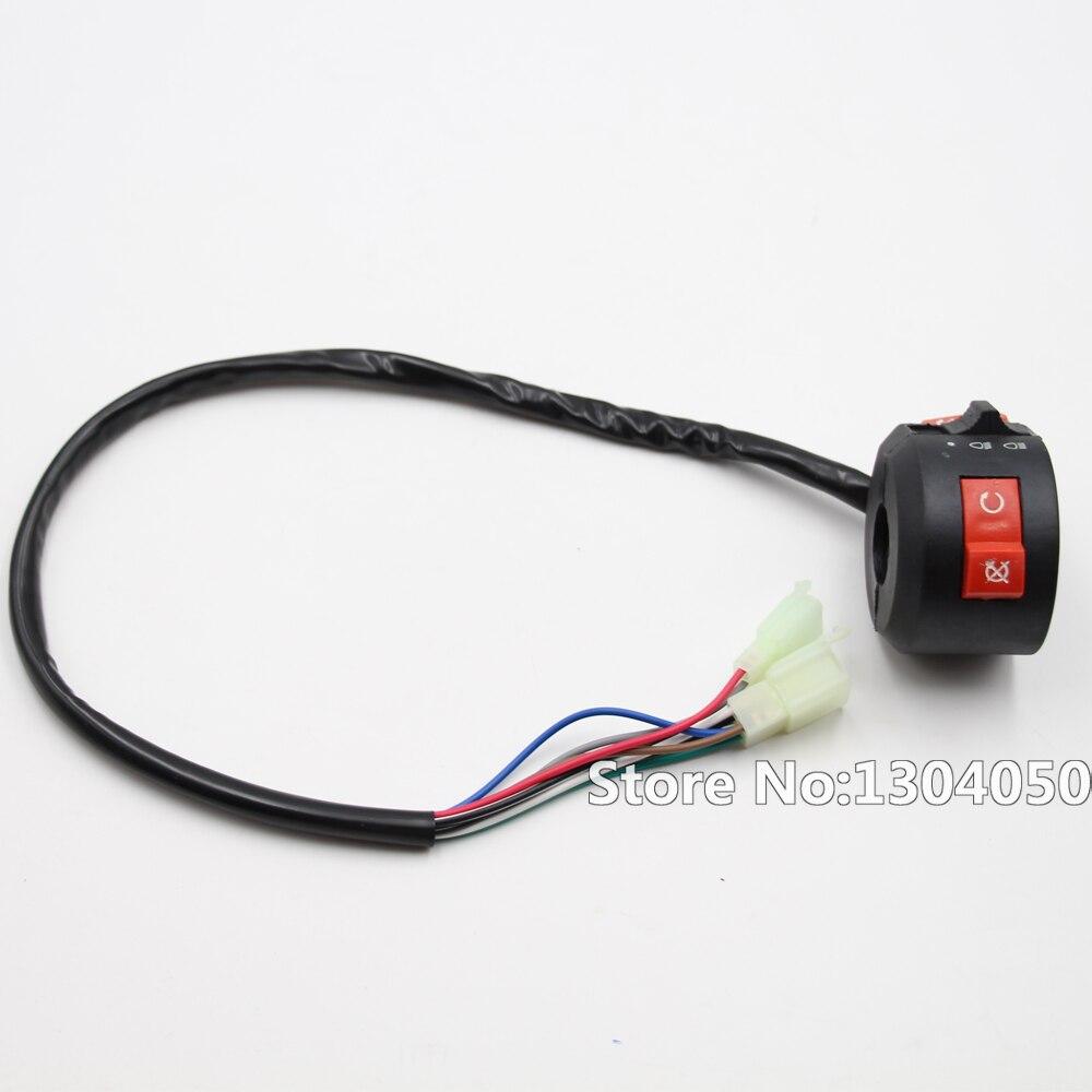 full electrics wiring harness 50cc 70 110cc swi electrics