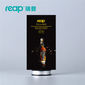 Image 3 - 5 pack Reap Decora PS T shape desk sign holder card display stand table menu service Label drink brand conference meeting