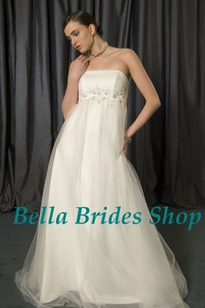 2011 Beautiful Best Price Strapless Wedding Dress-in ...