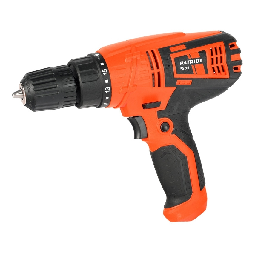 Drill driver electric PATRIOT FS301 The One cordless drill driver patriot br114li the one