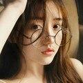 Harry potter gafas lente clara redonda círculo nuevo de la vendimia marco de los vidrios ópticos mujeres de los hombres gafas