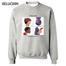 Stranger Things Characters Sweatshirt